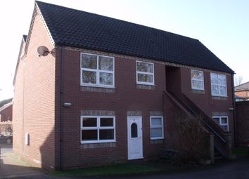 Thumbnail 1 bed flat to rent in Valley Road, Leiston, Suffolk