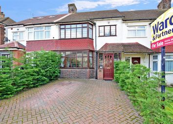 Thumbnail 3 bedroom terraced house for sale in Central Avenue, Gravesend, Kent