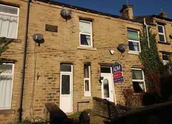 Thumbnail 2 bedroom terraced house for sale in Spark Street, Longwood, Huddersfield