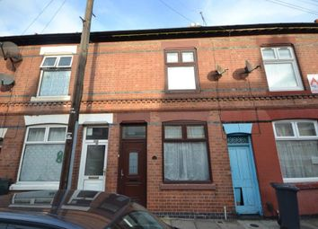 Thumbnail 3 bedroom terraced house for sale in Cork Street, Leicester