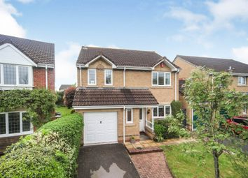 Thumbnail 4 bed detached house for sale in Burrough Way, Wellington