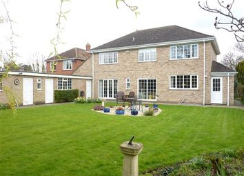 Thumbnail 4 bed detached house for sale in Church Avenue, Humberston, Grimsby