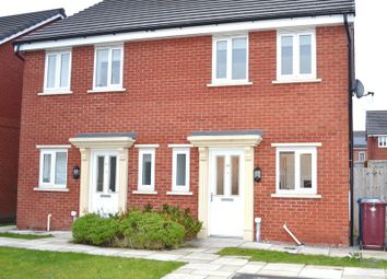 Thumbnail 2 bedroom semi-detached house for sale in Riverside Mews, Springfield Crescent, Liverpool