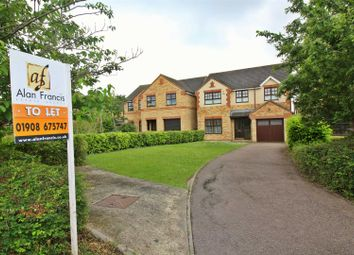 Thumbnail 4 bed detached house to rent in Beethoven Close, Old Farm Park, Milton Keynes