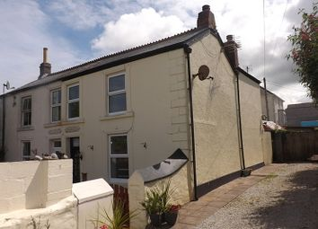 Thumbnail 3 bed semi-detached house for sale in Wellington Road, Camborne