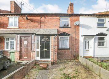 Thumbnail 2 bedroom terraced house for sale in Chester Road North, Kidderminster
