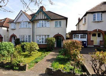 Thumbnail 3 bed semi-detached house for sale in Sunny Gardens Road, London