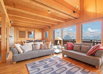 Thumbnail 4 bed chalet for sale in Chalet Mont Fort, Nendaz, Canton Du Valais, Switzerland