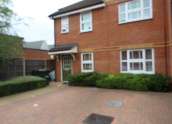 Thumbnail 1 bed property to rent in Sarum Road, Luton