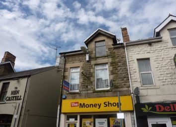 Thumbnail 2 bed flat to rent in Nolton Street, Bridgend