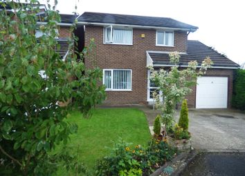 Thumbnail 3 bed detached house for sale in East View Court, Lancaster