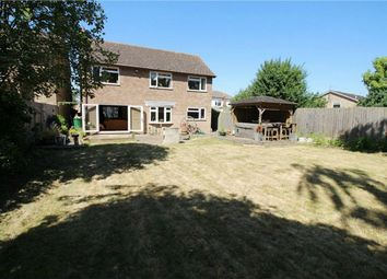 Thumbnail 4 bed detached house for sale in High Street, Needingworth, St. Ives, Huntingdon