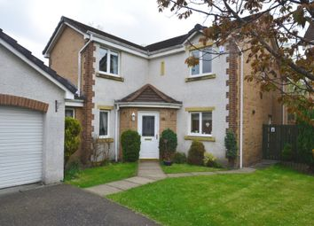 Thumbnail 4 bed detached house to rent in The Glen, Tullibody, Alloa