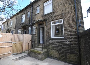Thumbnail 2 bedroom end terrace house to rent in Morpeth Street, Queensbury, Bradford