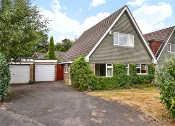 Thumbnail 3 bed detached house for sale in Foxcote, Finchampstead, Wokingham, Berkshire