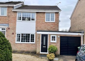 Thumbnail 3 bed semi-detached house for sale in Clos Leland, Penygawsi, Llantrisant