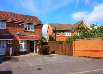 Thumbnail 2 bed semi-detached house for sale in Rymill Drive, Oakwood, Derby