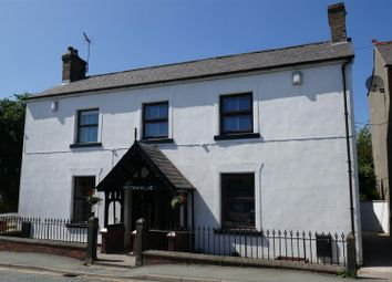 Thumbnail 5 bed detached house for sale in Llangollen Road, Acrefair, Wrexham
