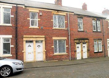 Thumbnail 2 bedroom flat to rent in Brinkburn Street, Wallsend