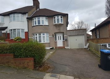Thumbnail 3 bedroom semi-detached house to rent in Brampton Grove, Wembley Park