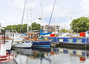1 bed houseboat for sale in South Dock Marina Rope Street, Rotherhithe SE16