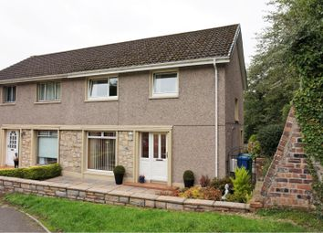 Thumbnail 3 bed semi-detached house for sale in Woodlea, Kincardine