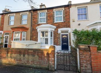 Thumbnail 2 bed terraced house for sale in Trumpington Road, London
