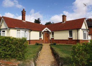 Thumbnail 3 bed bungalow for sale in Stowmarket, Suffolk