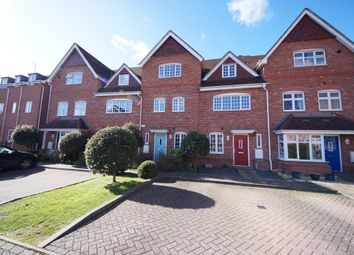 Thumbnail 3 bed town house for sale in Foundry Close, Hook