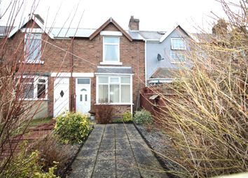 Thumbnail 2 bedroom terraced house to rent in Cooperative Terrace, New Brancepeth, Durham