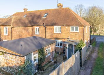 Thumbnail 2 bed terraced house for sale in Valley Road, Barham, Nr Canterbury