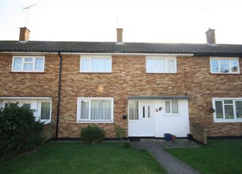 Thumbnail 3 bed terraced house to rent in Ganels Close, Billericay