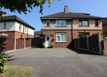 Thumbnail 2 bed semi-detached house for sale in Argles Road, Leek