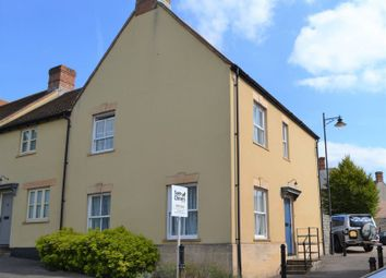 Thumbnail 3 bed end terrace house for sale in Greenfield Walk, Midsomer Norton, Radstock