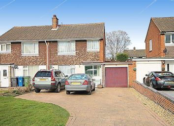 Thumbnail 3 bed semi-detached house for sale in Mildenhall, Tamworth