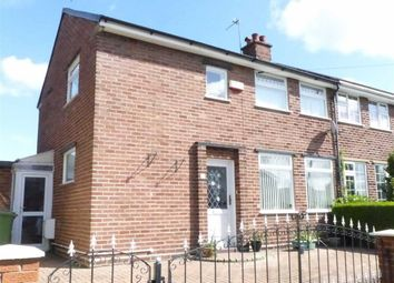 Thumbnail 3 bedroom semi-detached house for sale in Walnut Avenue, Weaverham, Northwich, Cheshire