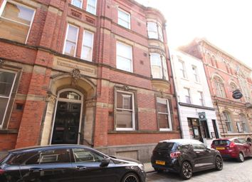 Thumbnail 1 bed flat for sale in Bowlalley Lane, Hull
