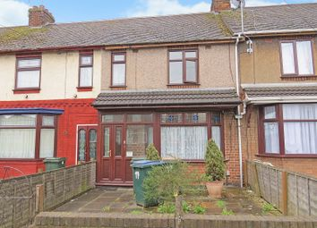 Thumbnail 3 bedroom terraced house for sale in Burnaby Road, Radford, Coventry