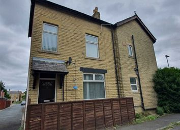 Thumbnail 3 bed terraced house to rent in Garden Street, Ravensthorpe, Dewsbury