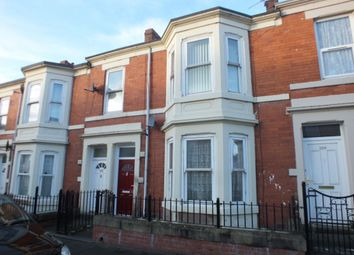 Thumbnail 2 bed flat for sale in Ellesmere Road, Benwell, Newcastle Upon Tyne