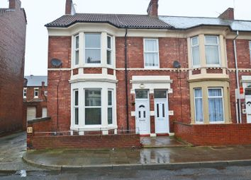 Thumbnail 3 bed flat to rent in Belford Terrace, North Shields