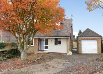 Thumbnail 3 bed detached bungalow to rent in Chenies Avenue, Amersham