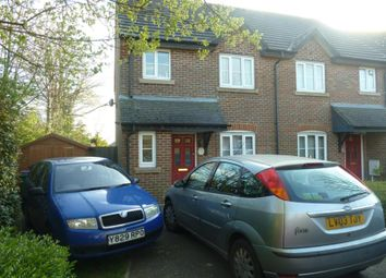 Thumbnail 3 bed semi-detached house to rent in Webster Way, Hawkinge, Folkestone