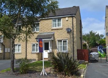 Thumbnail 4 bed semi-detached house for sale in Pintail Avenue, Bradford