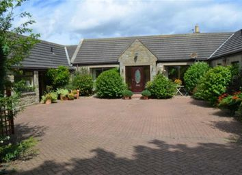4 bed bungalow for sale in The Fairway, High Hauxley, Morpeth NE65