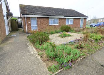 Thumbnail 2 bedroom semi-detached bungalow for sale in Chalkstone Way, Haverhill