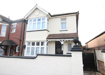 Thumbnail 3 bed detached house for sale in Cedar Road, Southampton