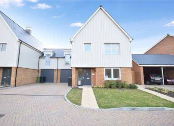 Thumbnail 4 bed semi-detached house for sale in Castleridge Drive, Greenhithe, Kent