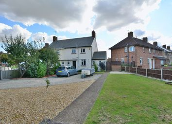 Thumbnail 2 bed semi-detached house for sale in Moorland Avenue, Lincoln