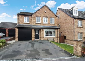 Thumbnail 4 bedroom detached house for sale in George Street, Great Preston, Leeds